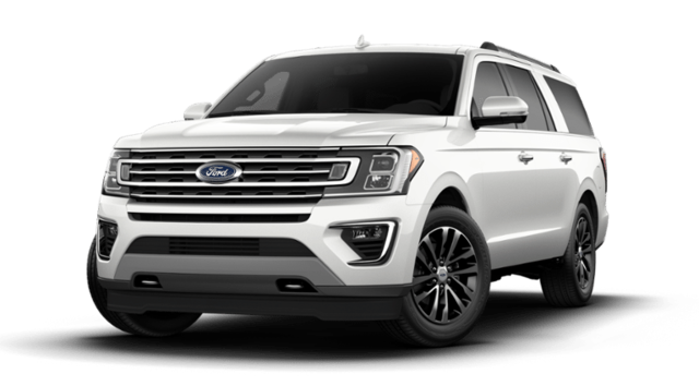 2019 Ford Expedition Max Limited w/Navigation Limited 4x4